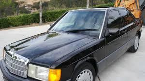 1991 mercedes benz 190e 2 3 w201 economy car 300e youtube