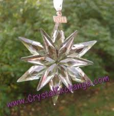 swarovski annual edition 2011 ornament at