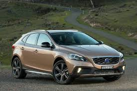 volvo cars news v40 cross country pricing and specs