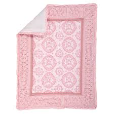 Pink And Gold Baby Bedding Amazon Com Carter U0027s Heart Of Gold 4 Piece Infant Bedding Baby