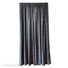 Noise Reduction Drapes Sound Curtains Ebay