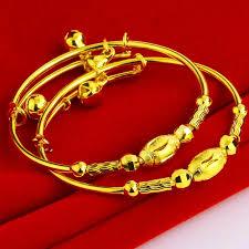child bracelet gold images Gold bracelet baby gold bracelet 999 gold plated bracelet really jpg