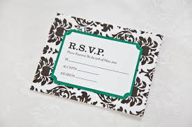 wedding invitations with rsvp plumegiant