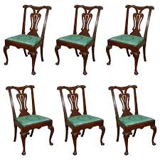 Dining Chair On Sale Georgian Chair Back Chippendale Settee For Sale At