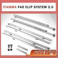 Fiamma Awning F45 Accessories Fiamma Fast Clip 2 0 System Suits F45s Ti Til Awnings Anti Flap