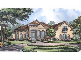 southwestern home tropical gulf southwestern home plan 047d 0200 house plans and more