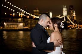 videographer nyc bridge park wedding photography bridge