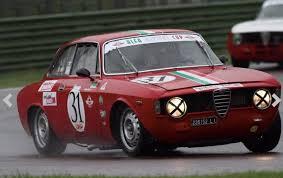 1966 alfa romeo giulia gt fia dirty old cars