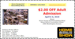 home design and remodeling show promo code home design and remodeling show discount and exhibitor coupons