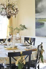 christmas dining room decor home design ideas