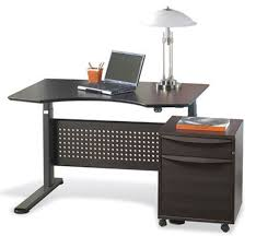 Stand Or Sit Desk by Conset Electric Height Adjustable Sitting Standing Desk 501 27