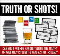 printable drinking games for adults truth or shots fun drinking game printable cards