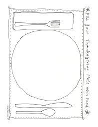 46 empty plate coloring page empty plate coloring page