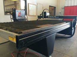 cnc plasma cutting table how to connect cnc cutting tables with a hypertherm plasma cutter