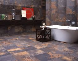 Floors And Decor Houston Flooring Slate Supremo Multicolor Floor Tile And Matching Wall