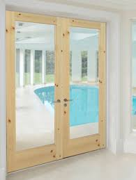 Exterior Pine Doors Exterior Wood Doors To Bring In The Outside