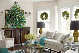 Best Way To Decorate A Christmas Tree 10 Rooms With Festive Christmas Trees