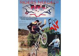 Motocross Sponsor Resume Lookback Ride Bmx Issue 19 Snakebite