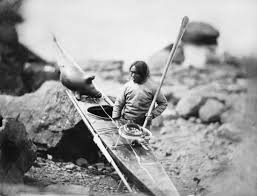 inuit boat google search inuits pinterest