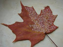 Simple Fall Crafts For Kids - 8 creative diy project ideas for using fall leaves as seasonal