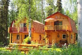 riverbend bed u0026 breakfast a unique alaskan log cabin getaway