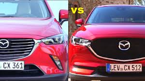 mazda cx3 vs cx5 what mazda is better 2018 mazda cx 5 vs 2018 mazda cx 3 cx5 vs