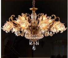 Chandelie Compare Prices On Modern Brass Chandelier Online Shopping Buy Low