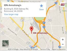 armstrong cus map locations idn inc