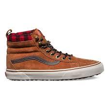 womens vans boots sk8 hi mte shop shoes at vans