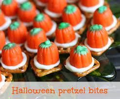 magnolia mamas kitchen confessions easy halloween pretzel bites