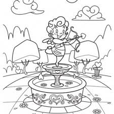 hearts valentine coloring page free valentine coloring pages of