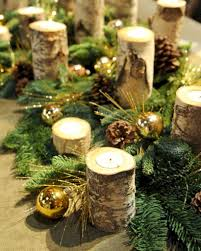 table centerpieces 38 rustic christmas table centerpieces ideas trendecor co