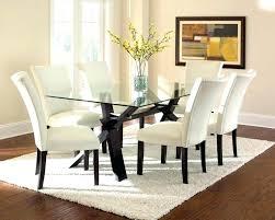 black glass dining room table black glass dining room table lostconvos com