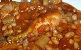 cuisiner haricots coco tajine d haricots coco et carottes recette de tajine d haricots