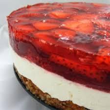 Decorative Ways To Cut Strawberries Strawberry Pretzel Salad Recipe Allrecipes Com