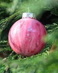 christmas balls make marbled christmas balls activity education
