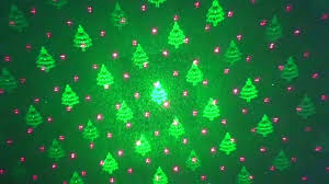 1byone laser lights with green tree and