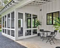 Enclosed Porch Plans 25 Best Porch Cover Ideas On Pinterest Patio Roof House
