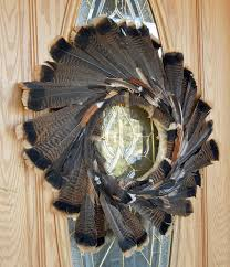 turkey feather wreath diy feather thanksgiving wreath tutorial