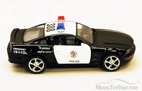 Black 2006 Mustang 2006 Ford Mustang Gt Police Car Black Kinsmart 5091dp 1 38