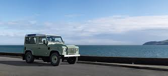 new land rover defender coming by 2015 introducing land rover defender heritage limited edition u2022 design
