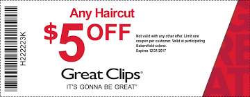 haircut specials at great clips great clips kget