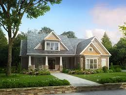 Craftsman Style House Plans With Wrap Around Porch Craftsman House Plans At Dream Home Source Craftsman Style Home