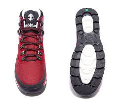 mens casual shoes timberland euro hiker jacquard boot red