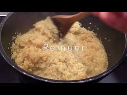 comment cuisiner du quinoa comment cuire du quinoa
