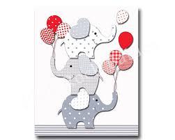stickers elephant chambre bébé pépinière neutre décor de mur chambre bébé fille bébé garçon