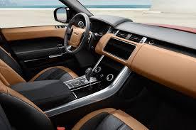 range rover truck interior jlr reveals 2019 range rover sport plug in hybrid