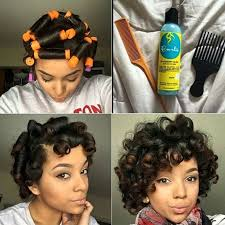 roller set relaxed hair the 25 best perm rod set ideas on pinterest perm rods can afro