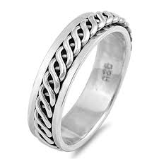 spinner rings accent spinner rings