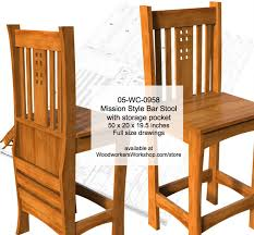 bar stool woodworking plans popular yellow bar stool woodworking